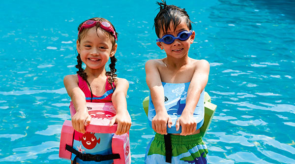 Wassersportsortiment Beco