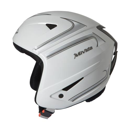 Mivida Helm Galaxy Weiß