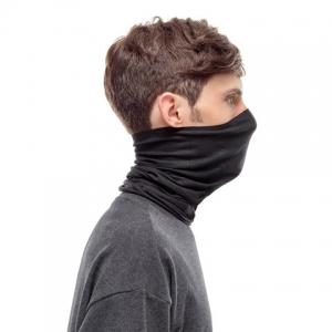 BUFF Filter Tube getragen über Mund und Nase