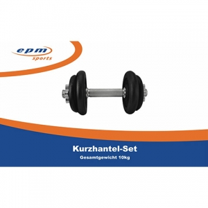 EPM Kurzhantel Set